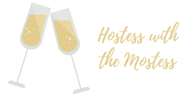 Hostess with the mostess - heading
