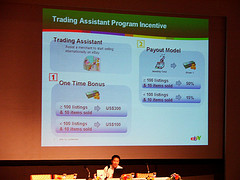 eBay Trading assistant program incentive