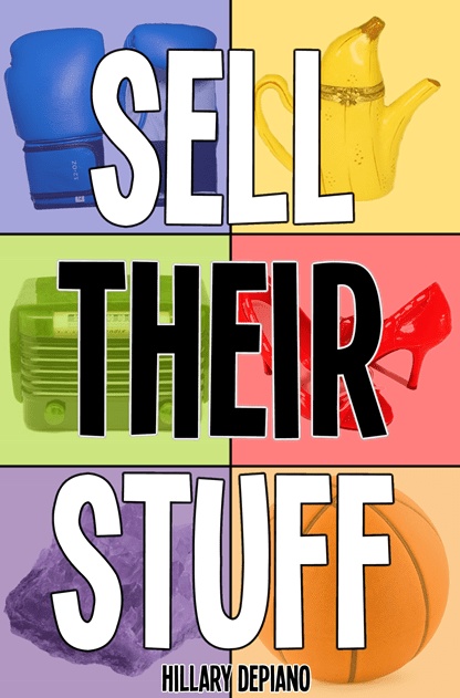 Announcing my new Trading Assistant book coming this fall: Sell Their Stuff! (Plus: cover reveal!)