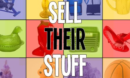 Sell Their Stuff: from eBay Trading Assistants to multi-channel seller assistance, your ultimate guide to consignment selling online as a part-time income or full-time business