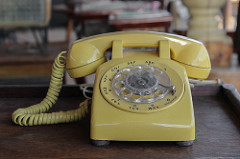 telephone photo