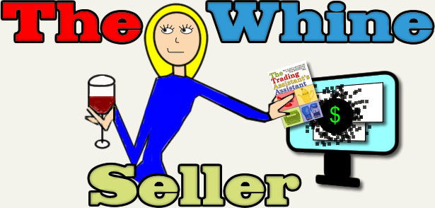 original logo for The Whine Seller
