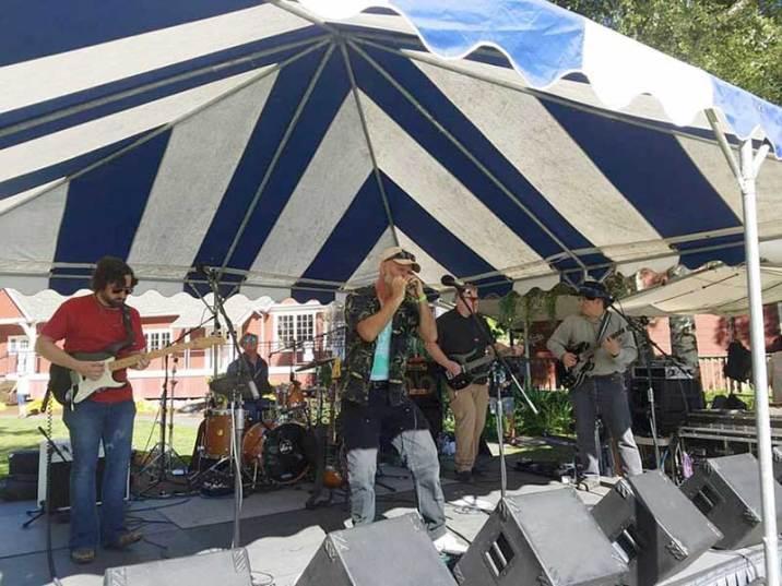 Poverty Bay Blues & Brews Fest, August 2017