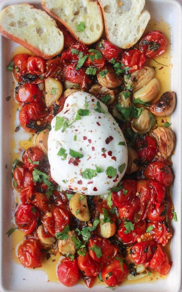 Tomato Garlic Confit