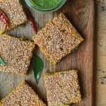 Handvo Recipe | Gujarati Recipes | Gujarati Zucchini Recipes