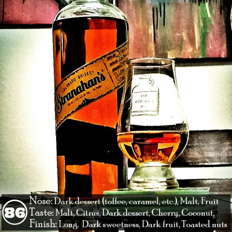 Stranahan's Colorado Whiskey Review