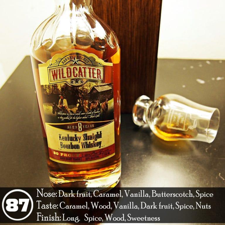 Wildcatter Bourbon Review