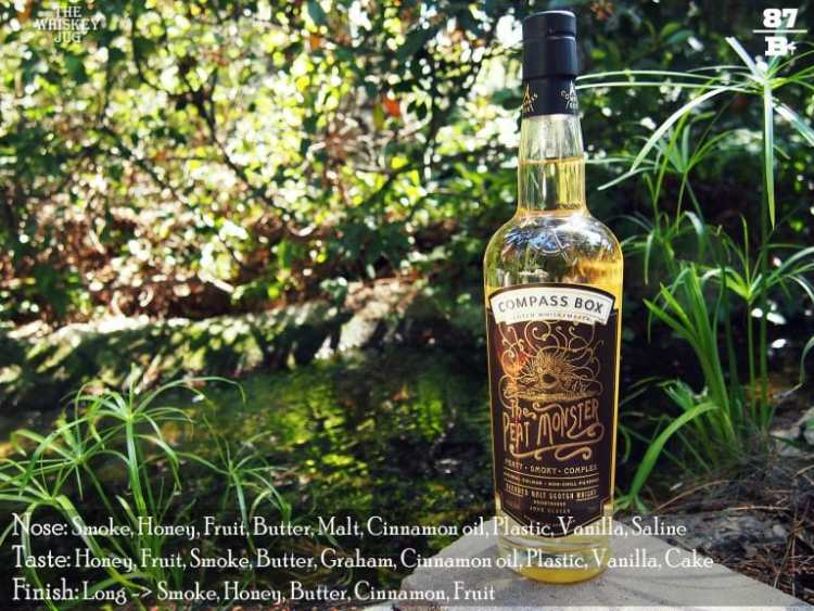 Compass Box The Peat Monster Review