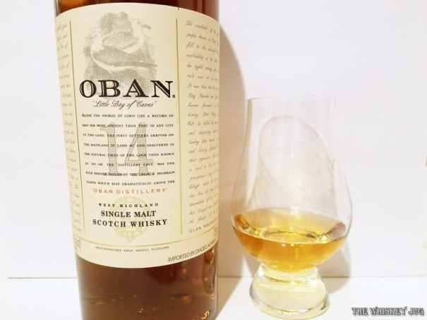 Oban 14 Years Color