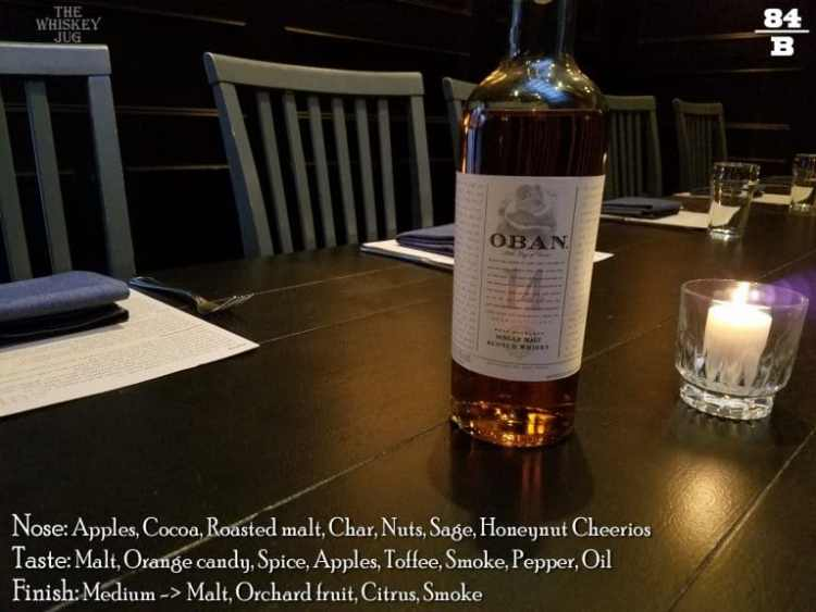 Oban 14 Years Review