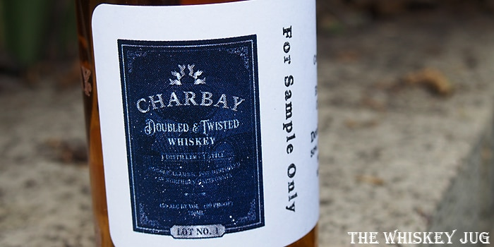 Charbay Doubled and Twisted Label