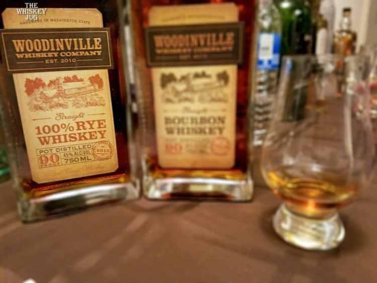 Woodinville Straight Rye
