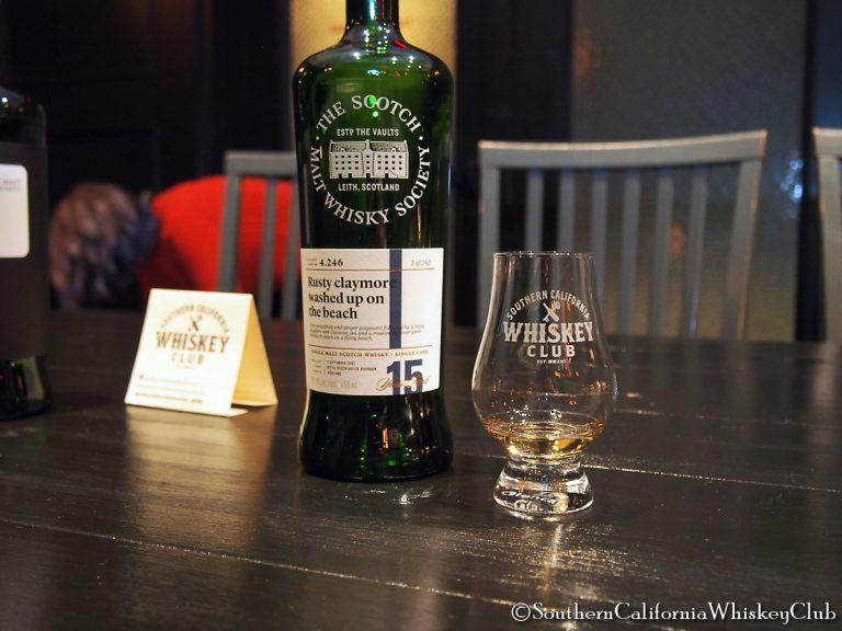Scotch Malt Whisky Society (SMWS) Bottle Codes