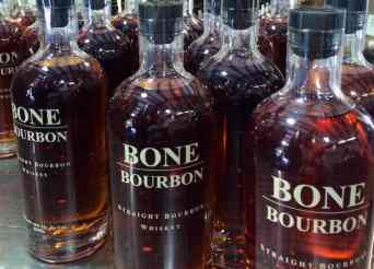 Bone Spirits Bone Bourbon