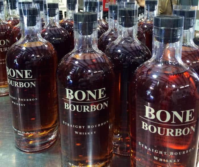 Bone Spirits Bone Bourbon