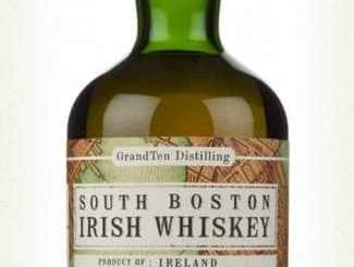GrandTen Distilling's South Boston Irish Whiskey
