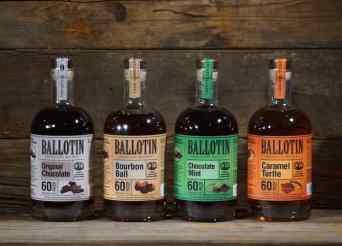 Ballotin Chocolate Whiskey
