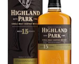 Highland Park 15 Year