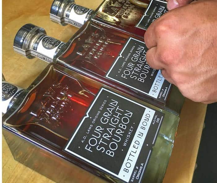 Laws Bourbon Bottled-in-Bond