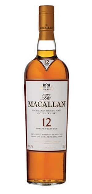 The Macallan 12 Year Old Sherry Oak Whisky - Master of Malt