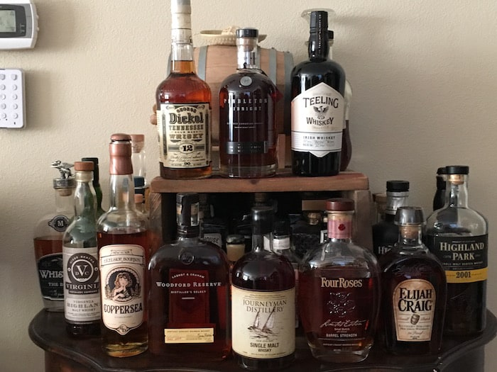 how long does whiskey keep