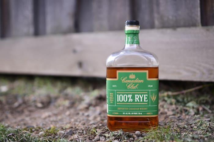 Canadian Club 100% Rye