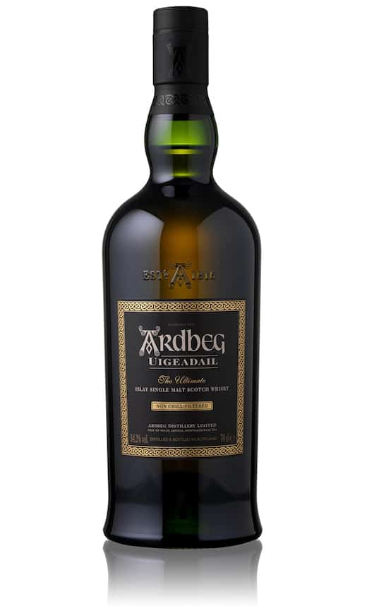 Whisky Review: Ardbeg Uigeadail