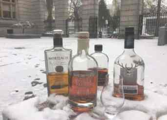 winter whiskeys