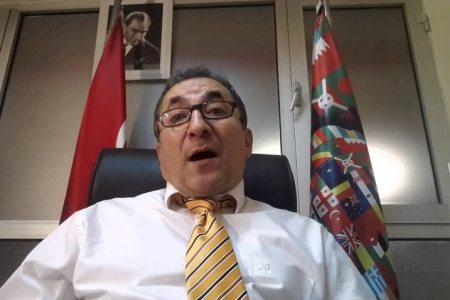 Stop Eating, Drinking Your Nationals Blood, Turkish Diplomat Tells Buhari