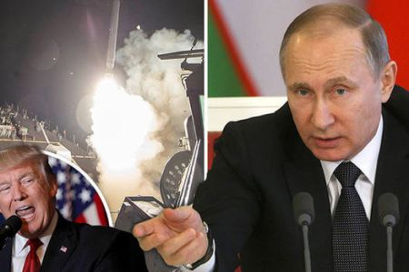 Putin Tells America To Follow Suit As Russia Destroys Its Last Chemical Weapons