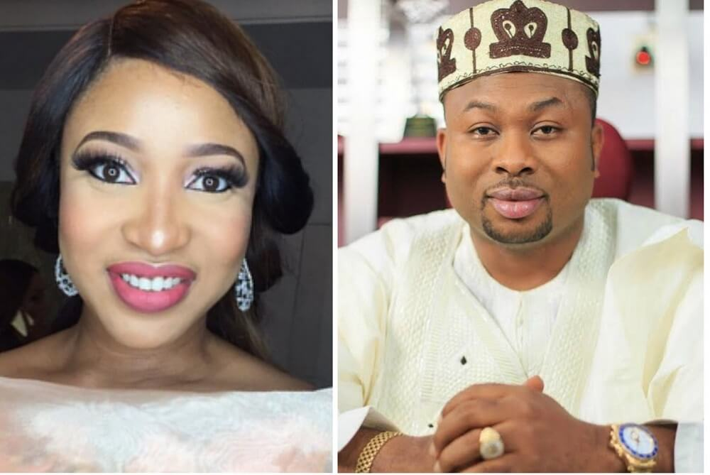 My Ex Husband Churchill Squatted In My House After Our Wedding – Tonto Dikeh