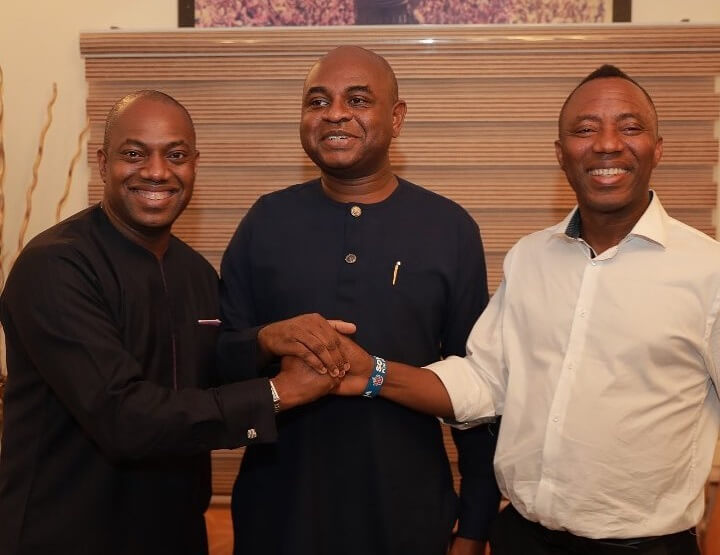 Image result for How we plan to unseat Buhari – Moghalu, Sowore, others