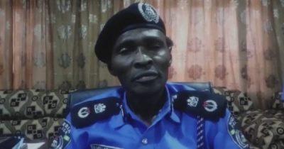 Image result for Wakili Muhammad: 'No Nonsense Cop' That Arrested Kano Deputy Gov