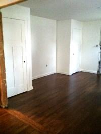 dark wood floors