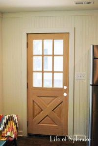 Kitchen Door - thewhitebuffalostylingco.com