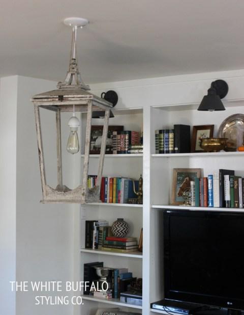 lantern-as-living-room-light-fixture