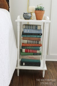 Very Small Nightstand - Home Design