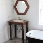 Diy Farmhouse Bathroom Vanities Thewhitebuffalostylingco Com