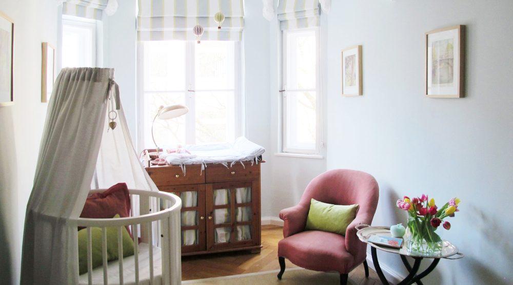 Amalias Babyzimmer