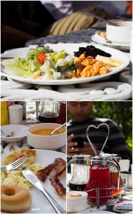 Saturday Brunch @ All American Diner India Habitat Center 1