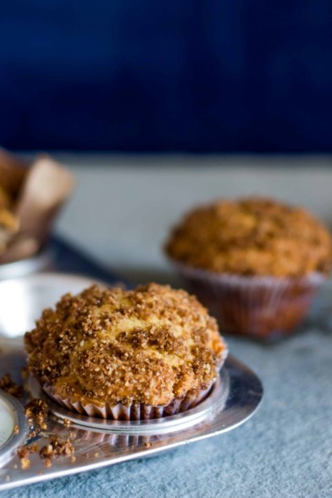 Apple Pie Muffins 2