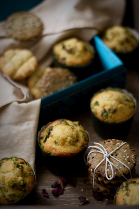 Mawa Cake Daring Bakers 5