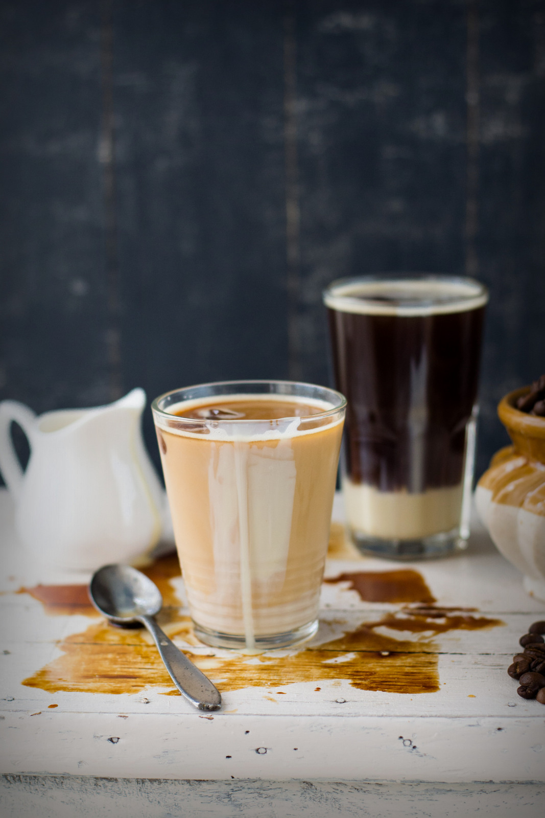 Vietnamese Iced Coffee Philips One Touch Espresso
