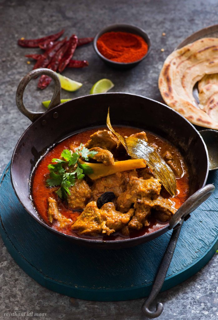 Laal Maas Rajasthani Mutton Curry