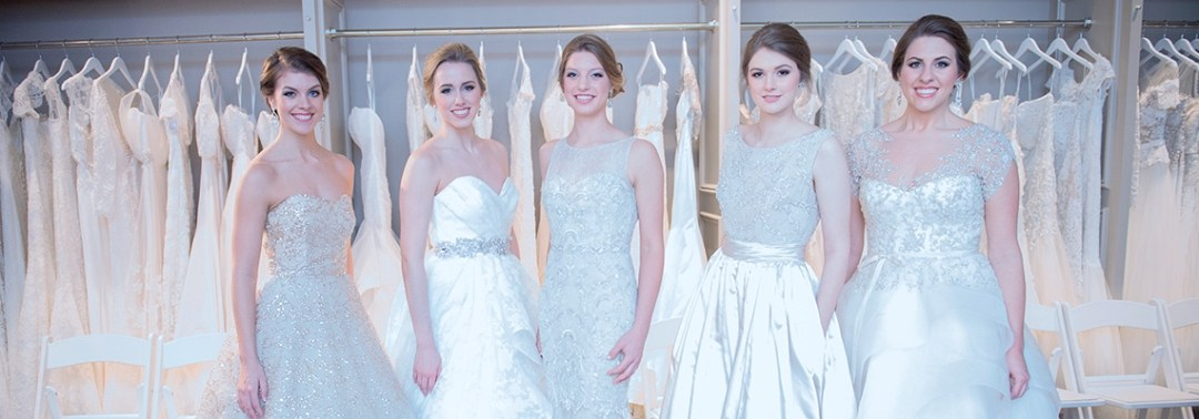 The White Room couture bridal boutique