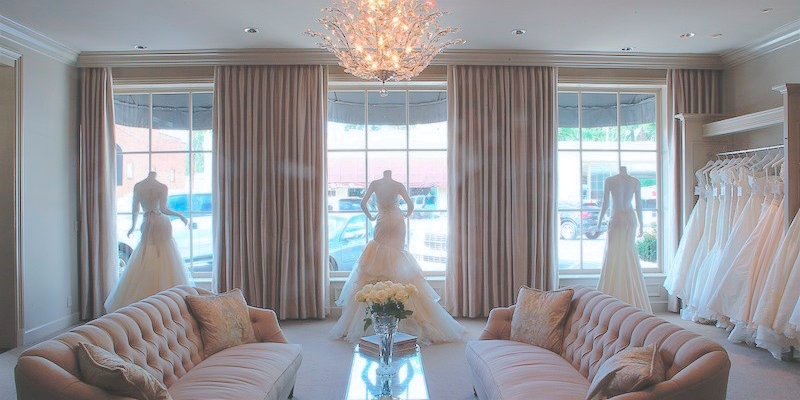 The White Room couture bridal boutique Birmingham