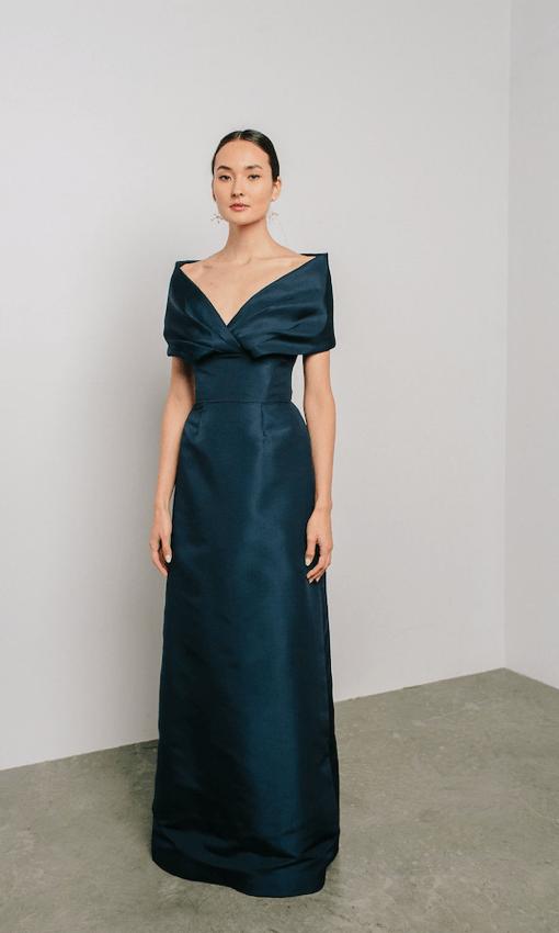 Catherine Regehr gown