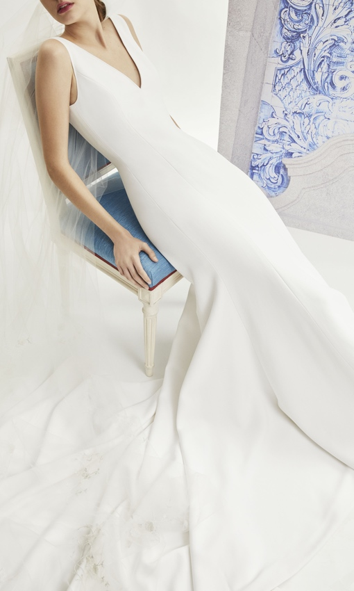 Carolina Herrera bridal collection