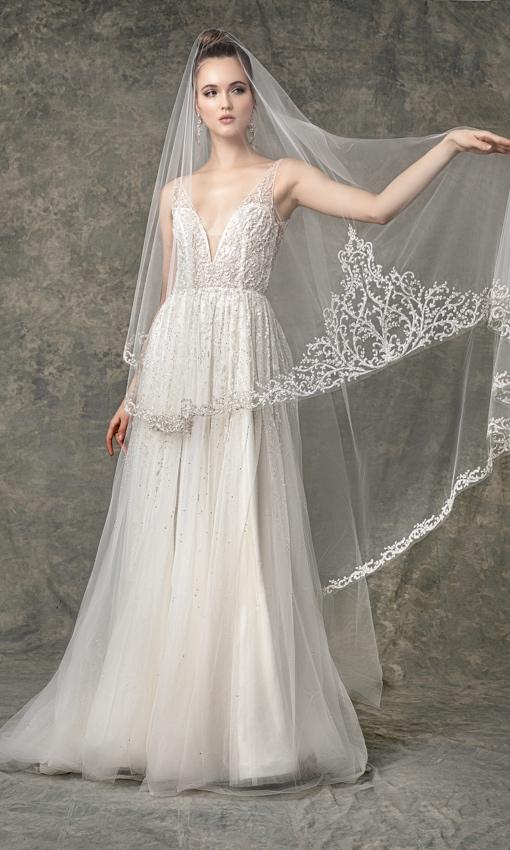Blossom Veils Bridal Veil