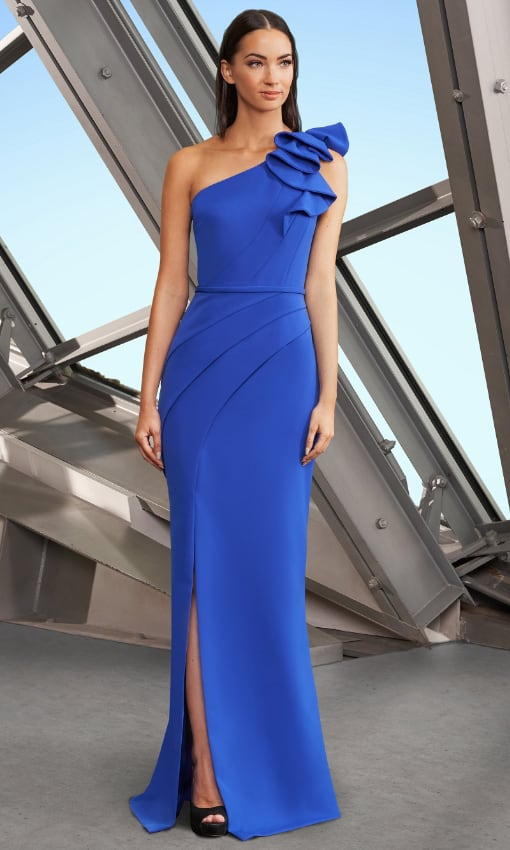 Daymor blue gown